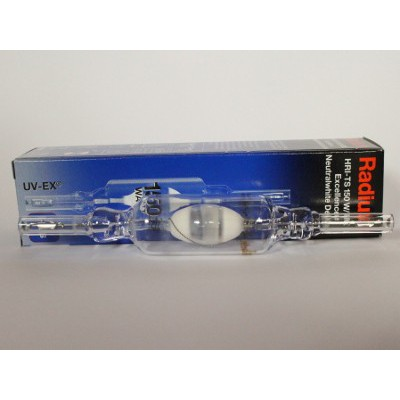 Metal halide lamp with quartz burner HRI-TS 150W//NDL//230//XLN//RX7S