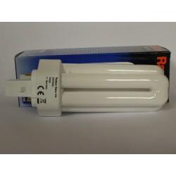 Ampoule fluocompacte Radium Ralux trio 26W/827