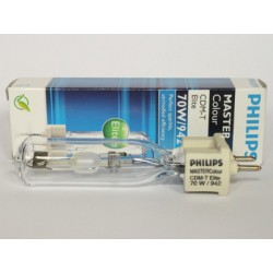 Ampoule PHILIPS MASTERColour ELITE CDM-T 70W/942