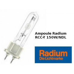 Bulb RADIUM RCC-T 150W/NDL/230/G12