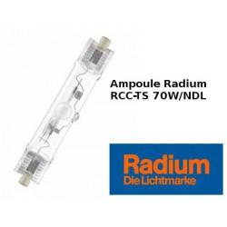 Ampoule RADIUM RCC-TS 70W/NDL/230/RX7S