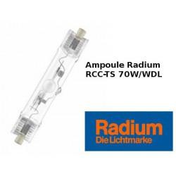 Ampoule RADIUM RCC-TS 70W/WDL/230/RX7S