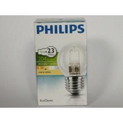 Ampoule halogène Philips Eco Classic 18W E27