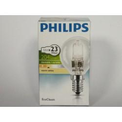 Halogen bulb Philips Eco Classic 18W E14