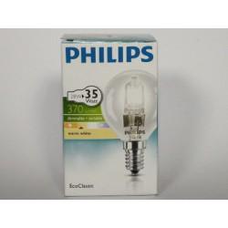 Ampoule halogène Philips Eco Classic 28W E14