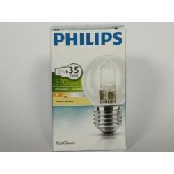 Ampoule halogène Philips Eco Classic 28W E27