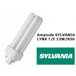 Compact fluorescent bulb SYLVANIA Lynx-TE 13W 830