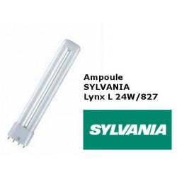 Bulb SYLVANIA Lynx-L 24W 827
