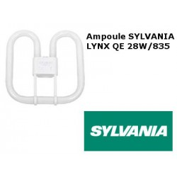 Ampoule fluocompacte SYLVANIA Lynx QE 28W 835