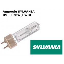 Light bulb SYLVANIA METALARC HSI-T 70W WDL