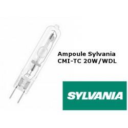 Ampoule SYLVANIA CMI-TC 20W/WDL