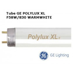 Tube GE POLYLUX XL F58W/830 WARMWHITE