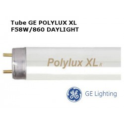 Tube GE POLYLUX XL F58W/860 DAYLIGHT