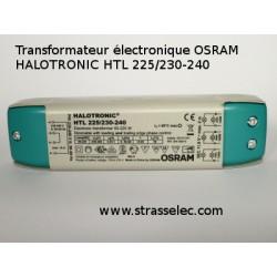 Transformateur électronique OSRAM HALOTRONIC HTL 225/230-240