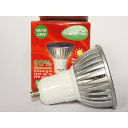 LED GU10 3W ( 40W ) 3100K