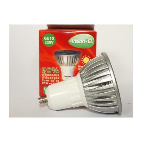 led bulb gu10 3w 40w 3100k. Black Bedroom Furniture Sets. Home Design Ideas