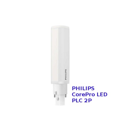 Philips CorePro LED PLC 8.5W 840 2P G24d-3
