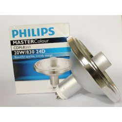PHILIPS MASTERColour CDM-R111 20W/830 24D