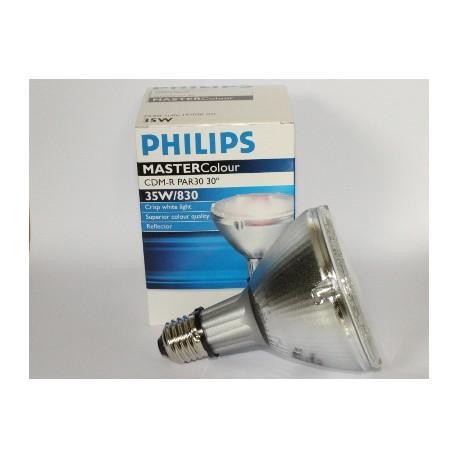 PHILIPS CDM-R PAR30 35W / 830 FL 30°