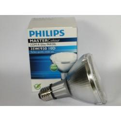 Ampoule PHILIPS MASTERColour CDM-R PAR30 35W / 830 SP 10° E27
