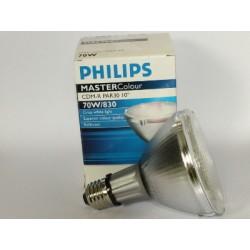 Ampoule PHILIPS MASTERColour CDM-R PAR30 70W / 830 SP 10° E27