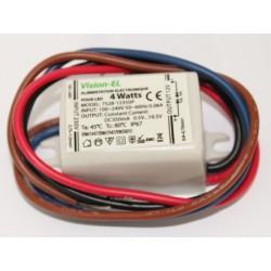 Alimentation LED 4W 12V