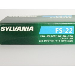 STARTER SYLVANIA FS22