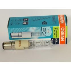 Ampoule OSRAM HALOLUX CERAM ECO 64499 205W B15D ( avant 64479 230W/250W)