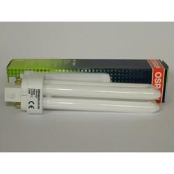 Ampoule OSRAM DULUX D/E 18W/827