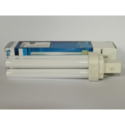 Compact fluorescent bulb PHILIPS MASTER PL-C 18W/865/2P