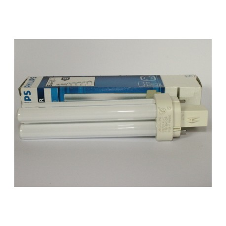 Compact fluorescent bulb PHILIPS MASTER PL-C 18W/840/2P