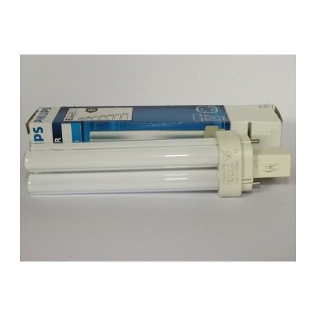 Ampoule fluocompacte PHILIPS MASTER PL-C 18W/840/2P