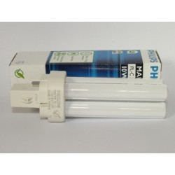 Compact fluorescent bulb PHILIPS MASTER PL-C 10W/827/2P