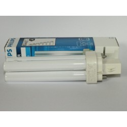 Ampoule fluocompacte PHILIPS MASTER PL-C 13W/830/2P