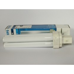 Compact fluorescent bulb PHILIPS MASTER PL-C 18W/827/2P