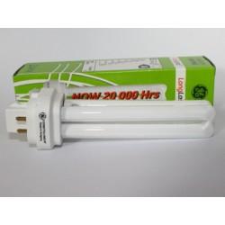 Ampoule Fluocompacte GE Biax D 13W/827/4P