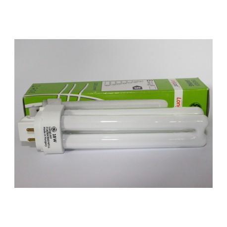 Ampoule Fluocompacte GE Biax D 18W 840 4P
