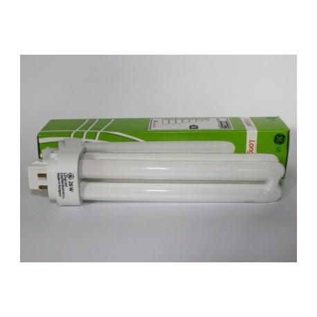 Ampoule Fluocompacte GE Biax D 26W 840 4P