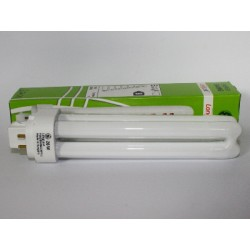 Light bulb, GE Biax D/E 26W 865 4P