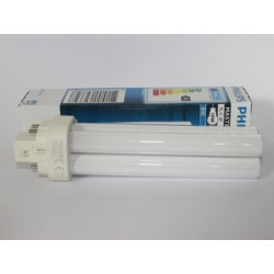Compact fluorescent bulb PHILIPS MASTER PL-C 18W/840/4P