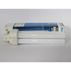 Compact fluorescent bulb PHILIPS MASTER PL-C 18W/830/4P