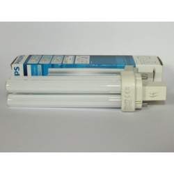 Compact fluorescent bulb PHILIPS MASTER PL-C 18W/830/2P