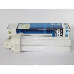 Compact fluorescent bulb PHILIPS MASTER PL-C 13W/830/4P
