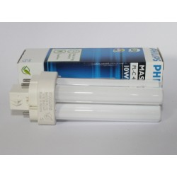 Compact fluorescent bulb PHILIPS MASTER PL-C 10W/840/4P