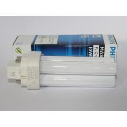 Ampoule fluocompacte PHILIPS MASTER PL-C 10W/840/4P