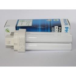 Compact fluorescent bulb PHILIPS MASTER PL-C 10W/827/4P
