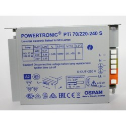 Transformateur OSRAM POWERTRONIC PTi 70/220-240 S