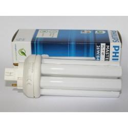 Ampoule fluocompacte PHILIPS MASTER PL-T 26W/840/4P
