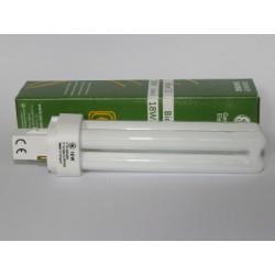 Ampoule Fluocompacte GE Biax D 18W/840
