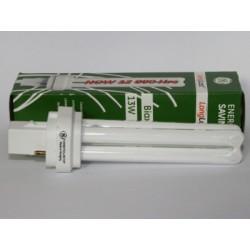 Ampoule Fluocompacte GE Biax D 13W/827